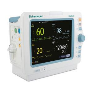 Monitor veterinario con capnografía LIFEVET 8C